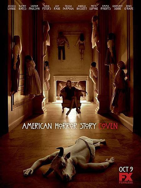 美國恐怖故事:女巫集會 American Horror Story:Coven(4)
