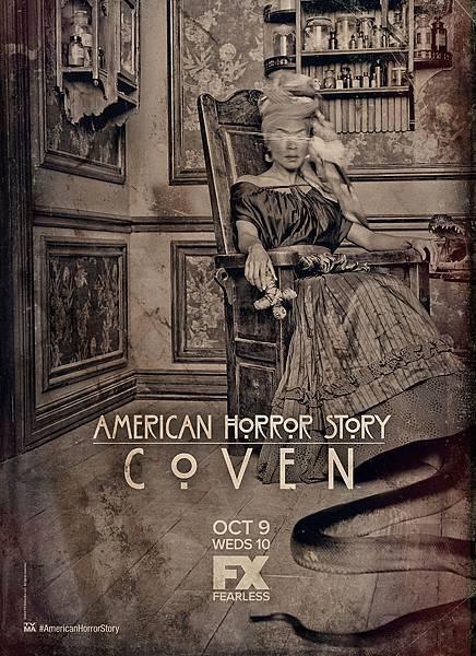 美國恐怖故事:女巫集會 American Horror Story:Coven(6)