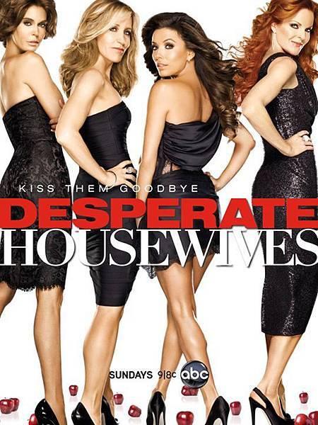 慾望師奶 Desperate Housewives(Season 8)