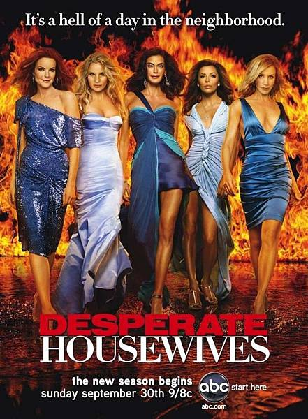 慾望師奶 Desperate Housewives(Season 4)