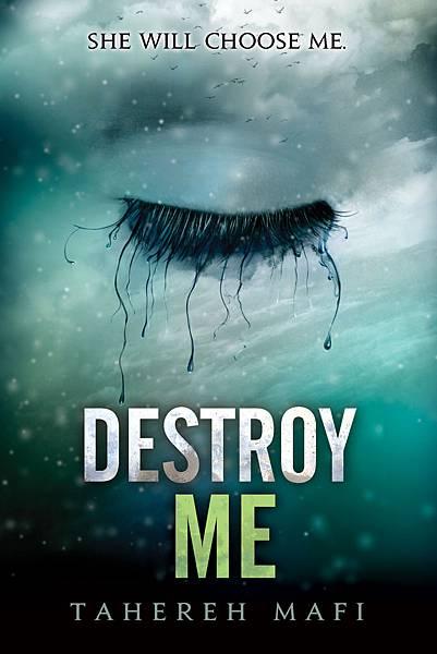 摧毀我:茱麗葉三部曲Ⅰ外傳 Destroy Me