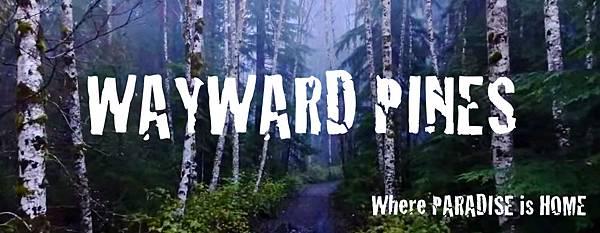 陰松林 Wayward Pines(封面照)