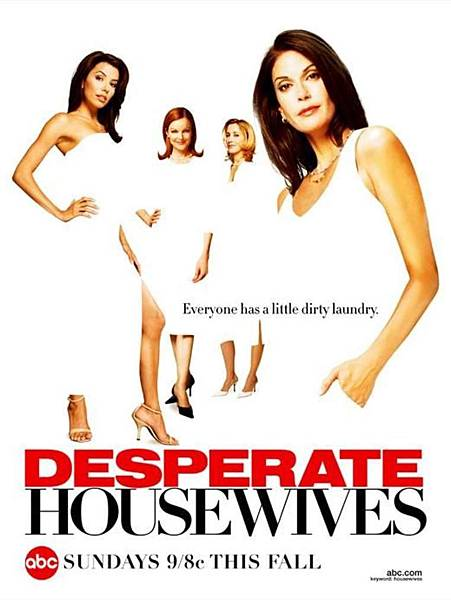 慾望師奶 Desperate Housewives(Season 1)
