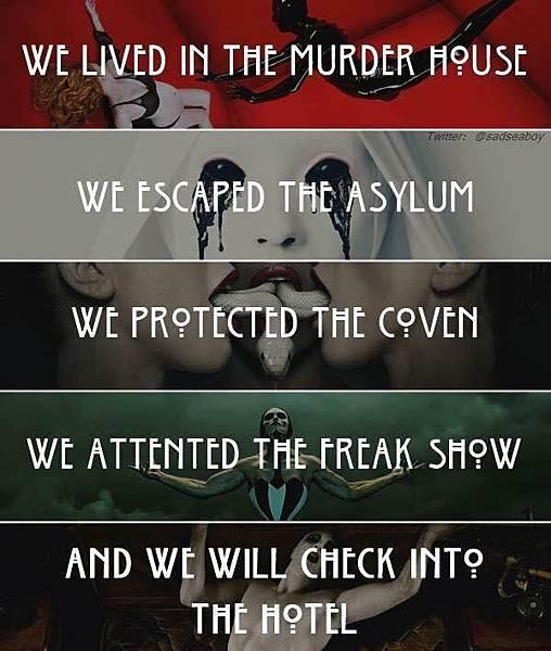 美國恐怖故事 American Horror Story