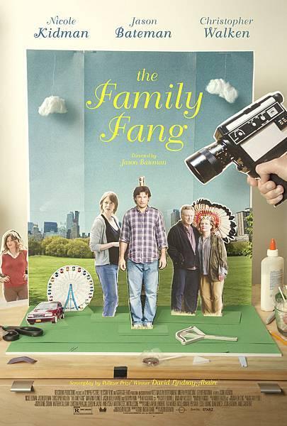 非普通家庭 The Family Fang