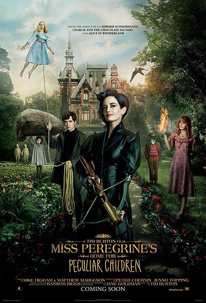 怪奇孤兒院 Miss Peregrine's Home for Peculiar Children(2)