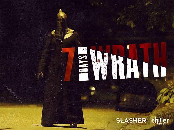 劊子手,七宗罪 憤怒(Wrath)
