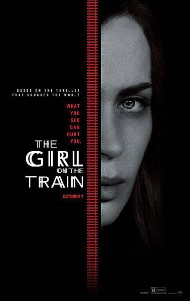 列車上的女孩 The Girl on the Train