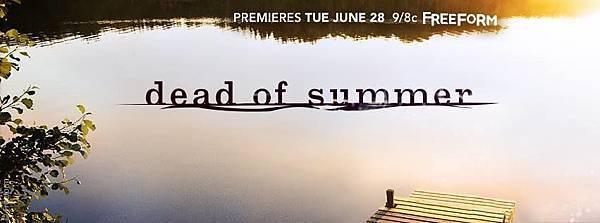 夏日亡魂 Dead of Summer(封面照)