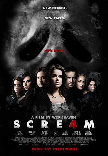 驚聲尖叫4 Scream 4(3)