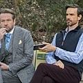 鮑勃(達拉斯羅伯茲 Dallas Roberts 飾)、完美鮑勃先生(克里斯托弗高哈姆 Christopher Gorham 飾)