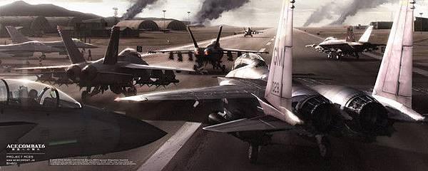 Ace Combat 6 解放への戦火 011