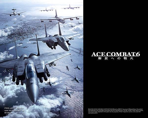 Ace Combat 6 解放への戦火 007