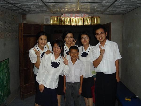0358 清萊美噢村