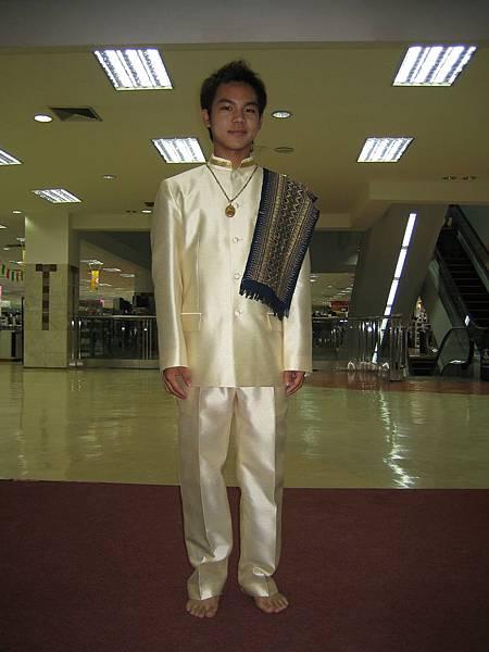 0753 泰國傳統服飾藝術照