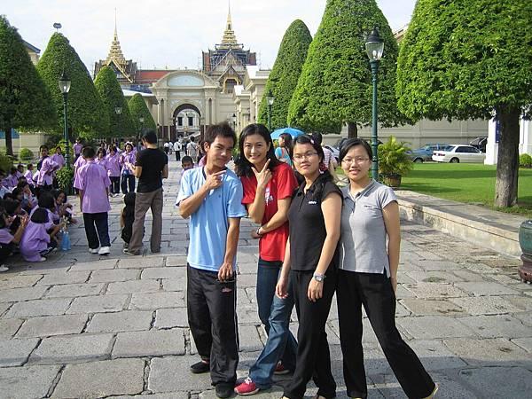 0735 曼谷皇宮