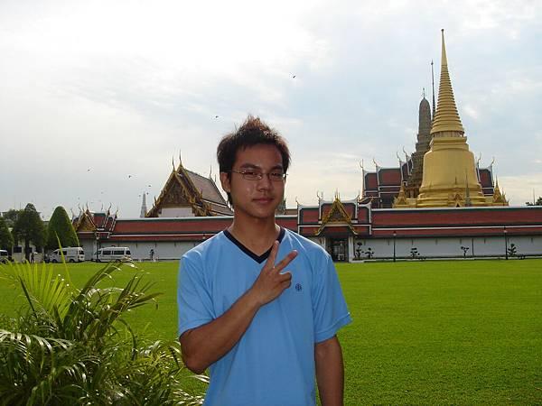 0727 曼谷皇宮