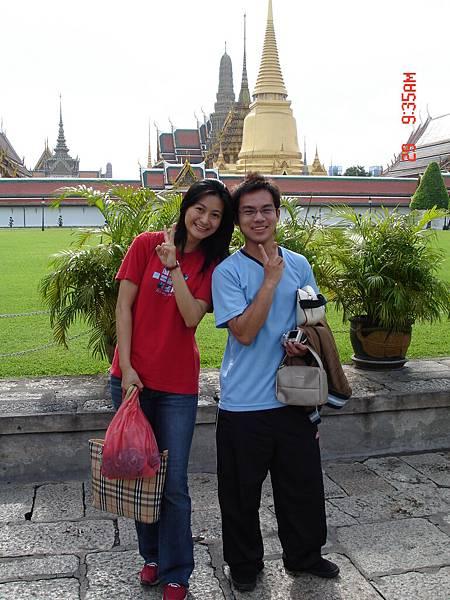 0721 曼谷皇宮