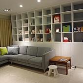 裝潢完客廳