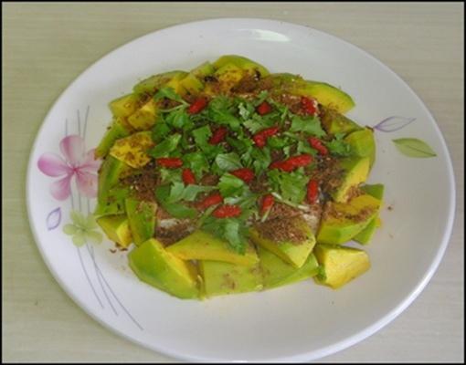 豆腐酪梨1