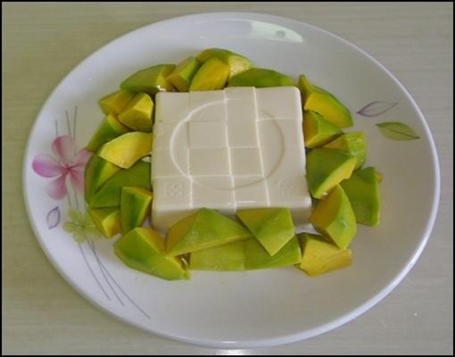 酪梨豆腐2