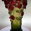 賽璐璐玫瑰花瓶 1