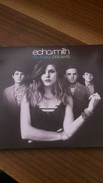 echosmith-talking dreams