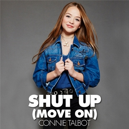 Connie Talbot. Shut up move on