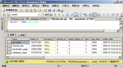 SQL Azure Server