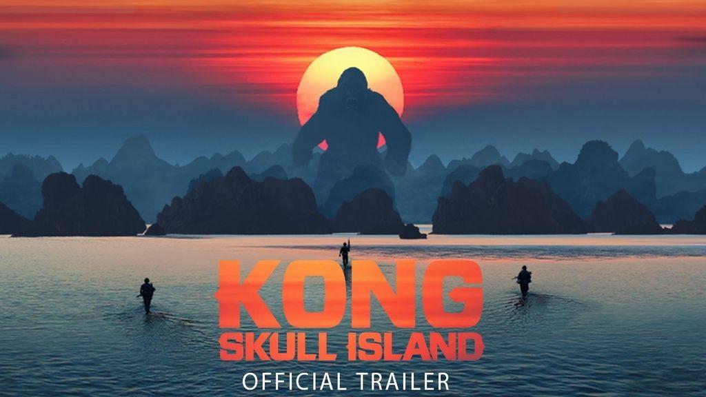 金剛:骷髏島 Kong:Skull Island (2017)