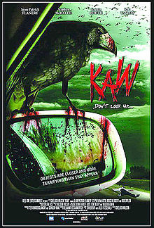 食人鳥 Kaw (2007)