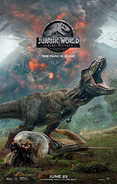 侏儸紀世界:殞落國度 Jurassic World: Fallen Kingdom