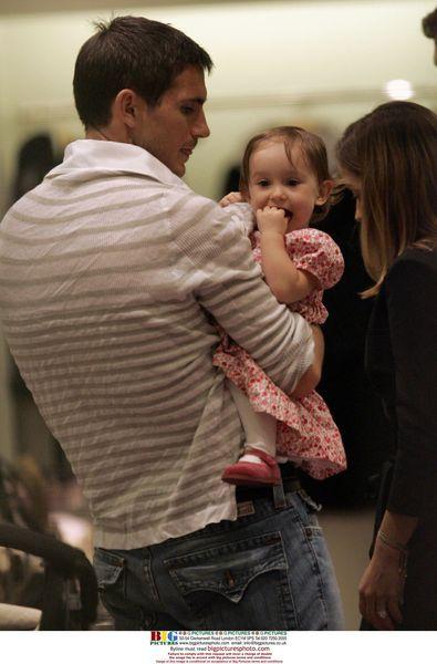 Lampard  的女兒