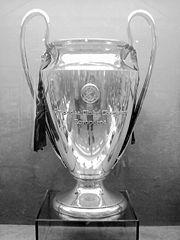 UEFA Champions League  獎盃