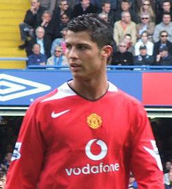 07 (MF) Cristiano Ronaldo