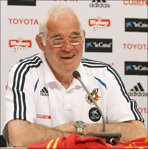 教練: Luis Aragonés