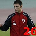 22 (DF) Ştefan Radu
