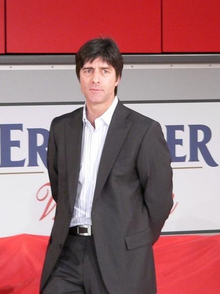 教練: Joachim Löw
