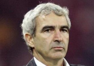 教練: Raymond Domenech