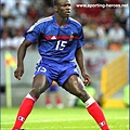 15 (DF) Lilian Thuram