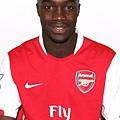 21 (MF) Lassana Diarra