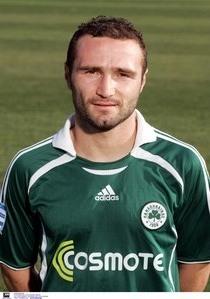 14 (FW) Dimitris Salpigidis