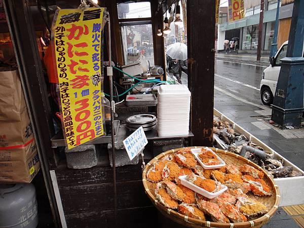 [小樽] 海鮮燒烤店03.JPG