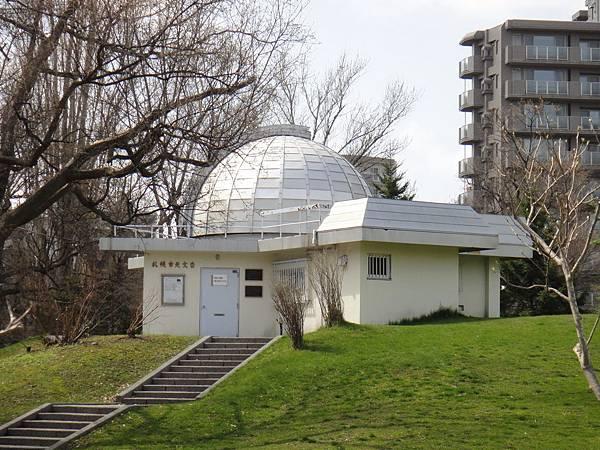 [札幌] 中島公園-札幌市天文台.JPG