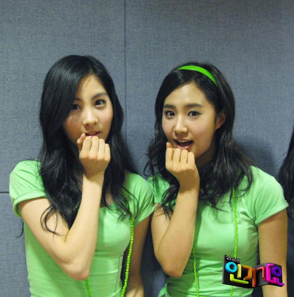 左/徐玄  右/Yuri