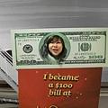 大奶國鈔票