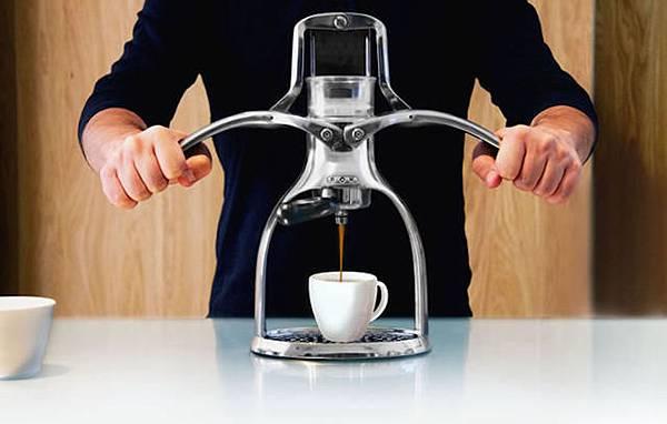 健身咖啡機