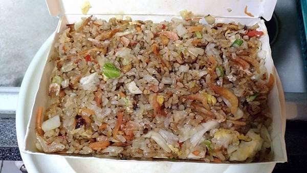 軒櫻花蝦炒飯 (2)
