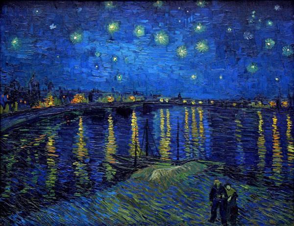 隆河的星夜.jpg