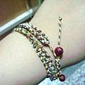 5色線手環